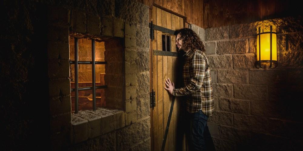 Клаустрофобия узники